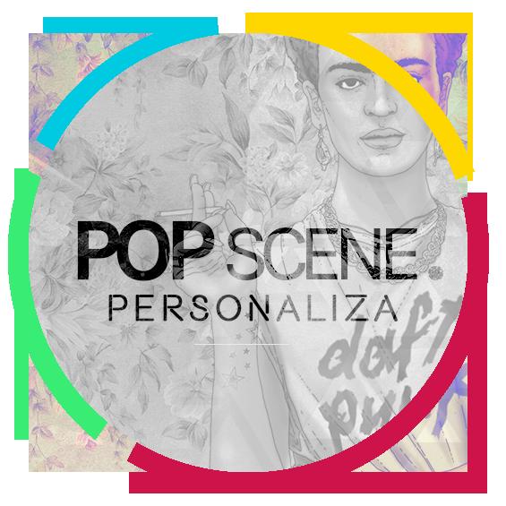 Personaliza | Uma Loja POP Scene