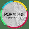 Logo Pop Scene 2017 PERSONALIZA