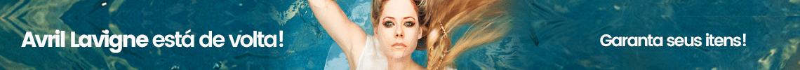 Avril Lavigne POP Scene - Itens Personalizados