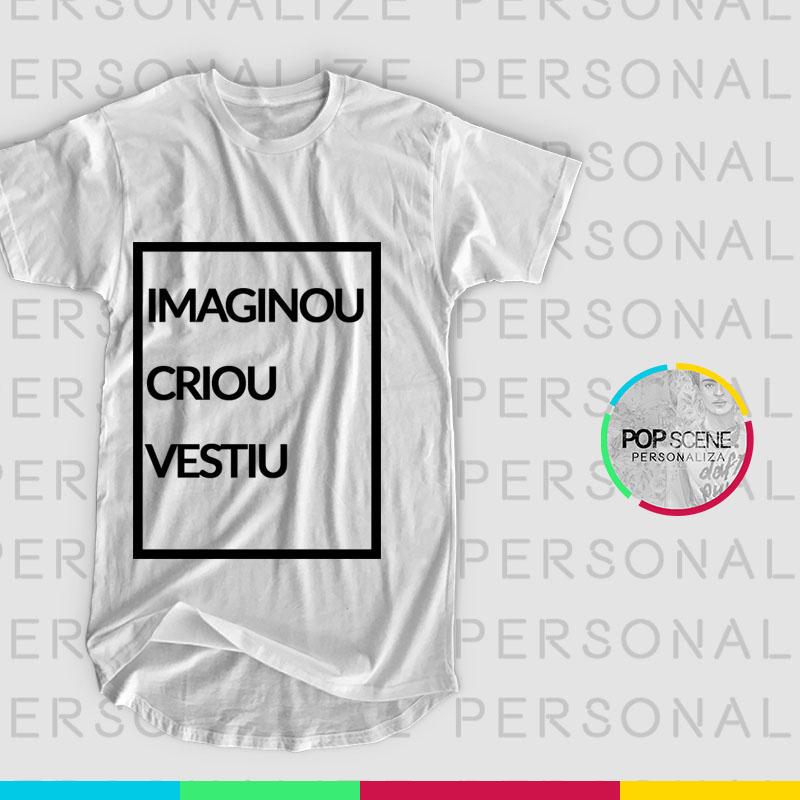 81516953d Camiseta Longline Personalizada Em Poliéster - Personaliza - Loja ...