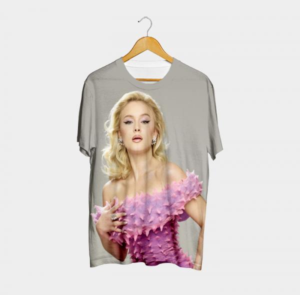 Camiseta Iconic Girl - Zara Larsson
