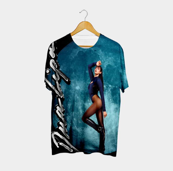Camiseta Future Nostalgia The Moonlight Edition - Dua Lipa